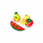 Pasado frutas 3d