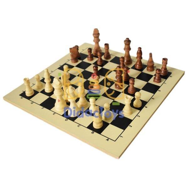 ajedrez didactico