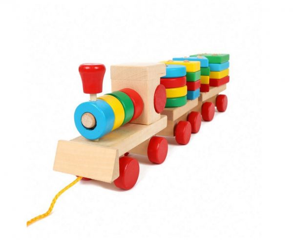 tren didáctico figuras