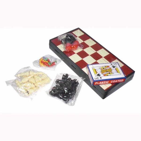ajedrez 4 en 1