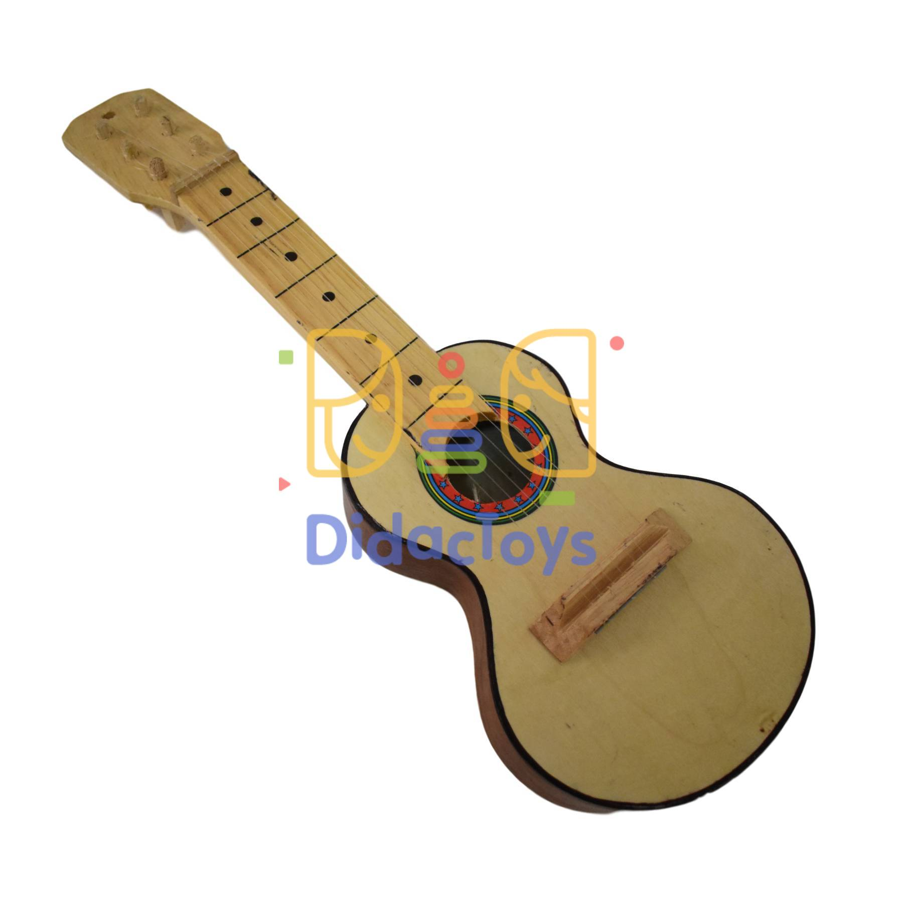 guitarra didactica