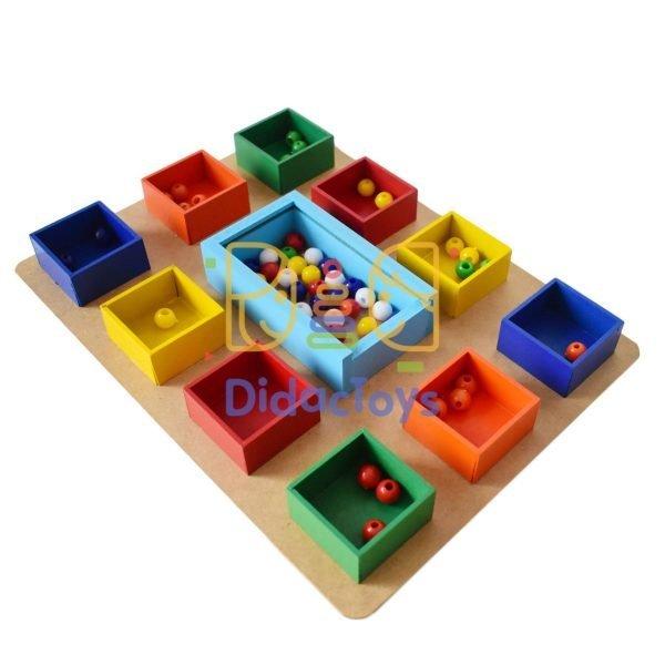 caja mackinder didactica
