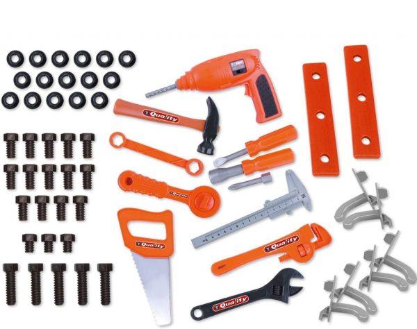 Juego didáctico de herramientas para niños