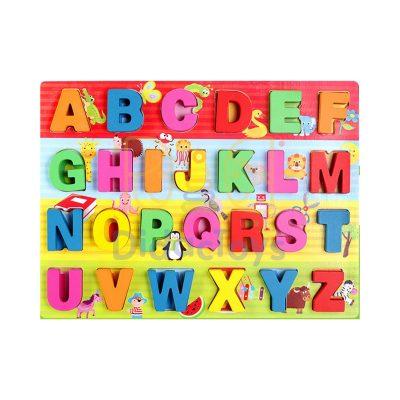 Rompecabezas abecedario