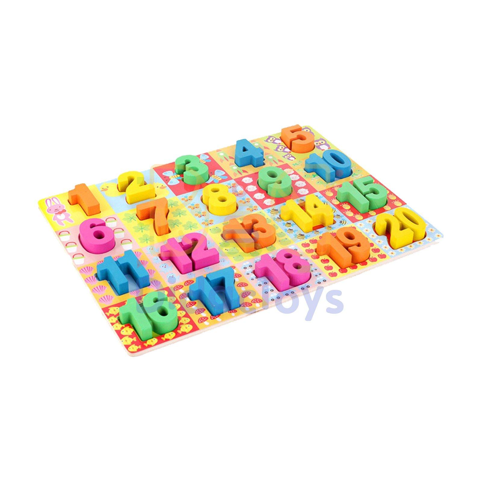 Rompecabezas letras